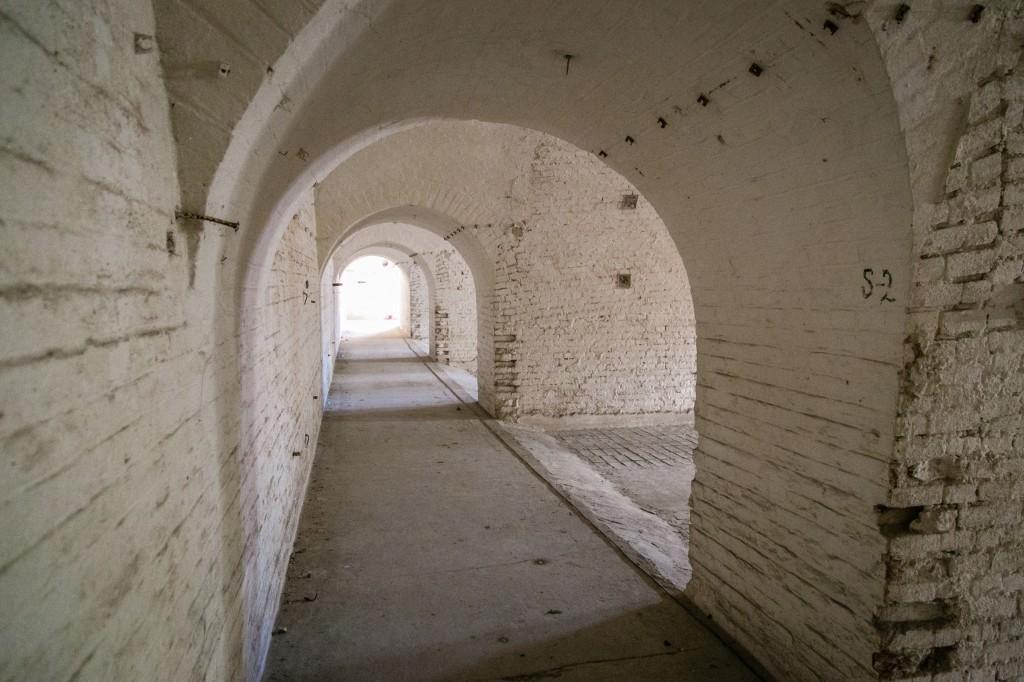 Fort VI koszary