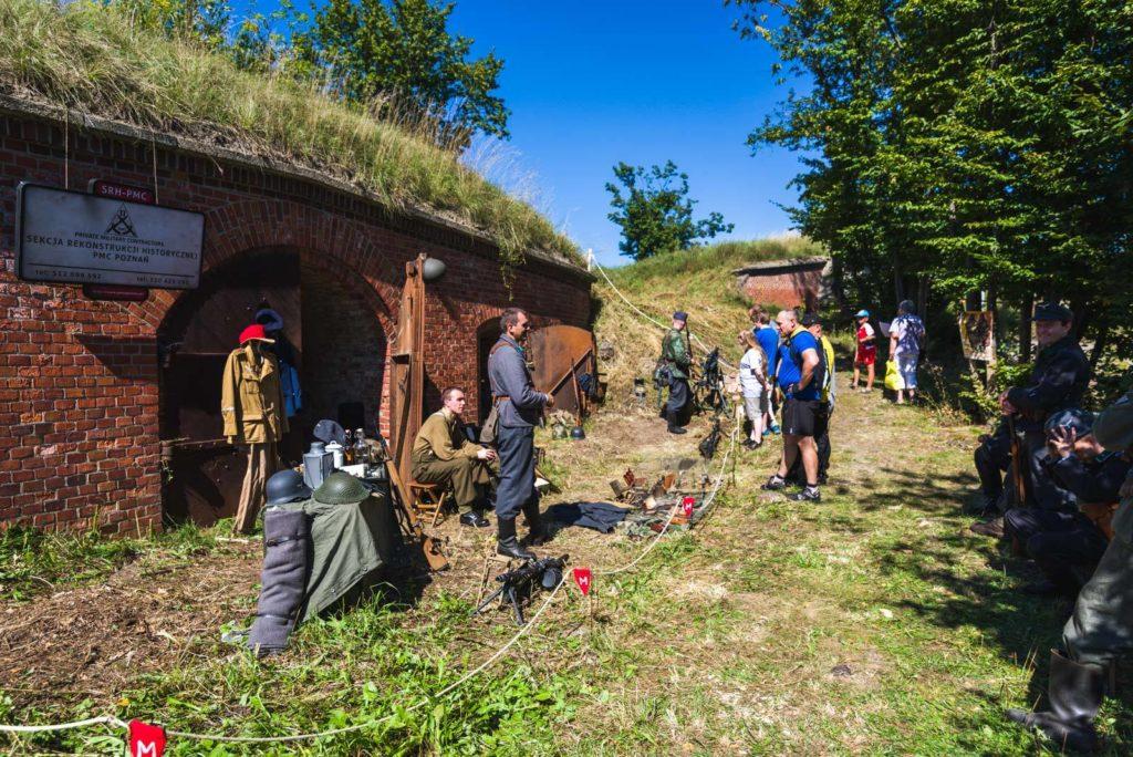 Fort VI Event Place - dziedziniec