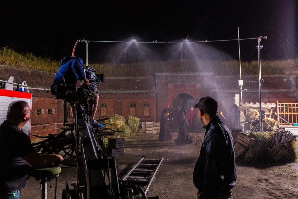 Fort VI - plan filmowy