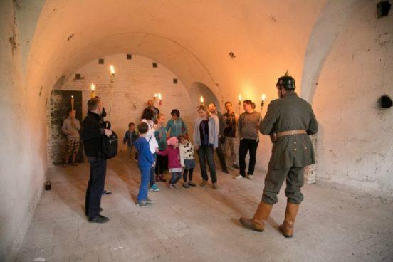 Fort VI - zwiedzanie